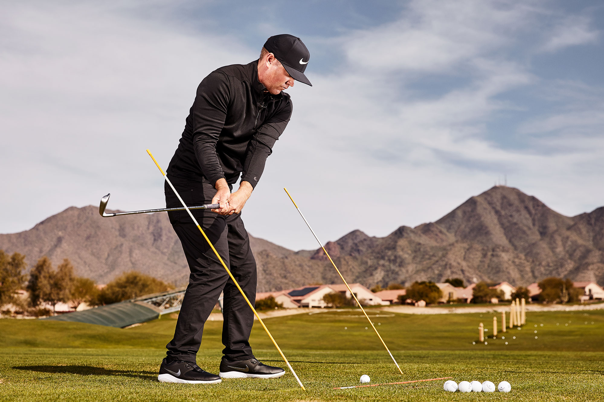 Golf Magazine  -  Stephen Denton Photography - Los Angeles, California Based  Commercial Photographer