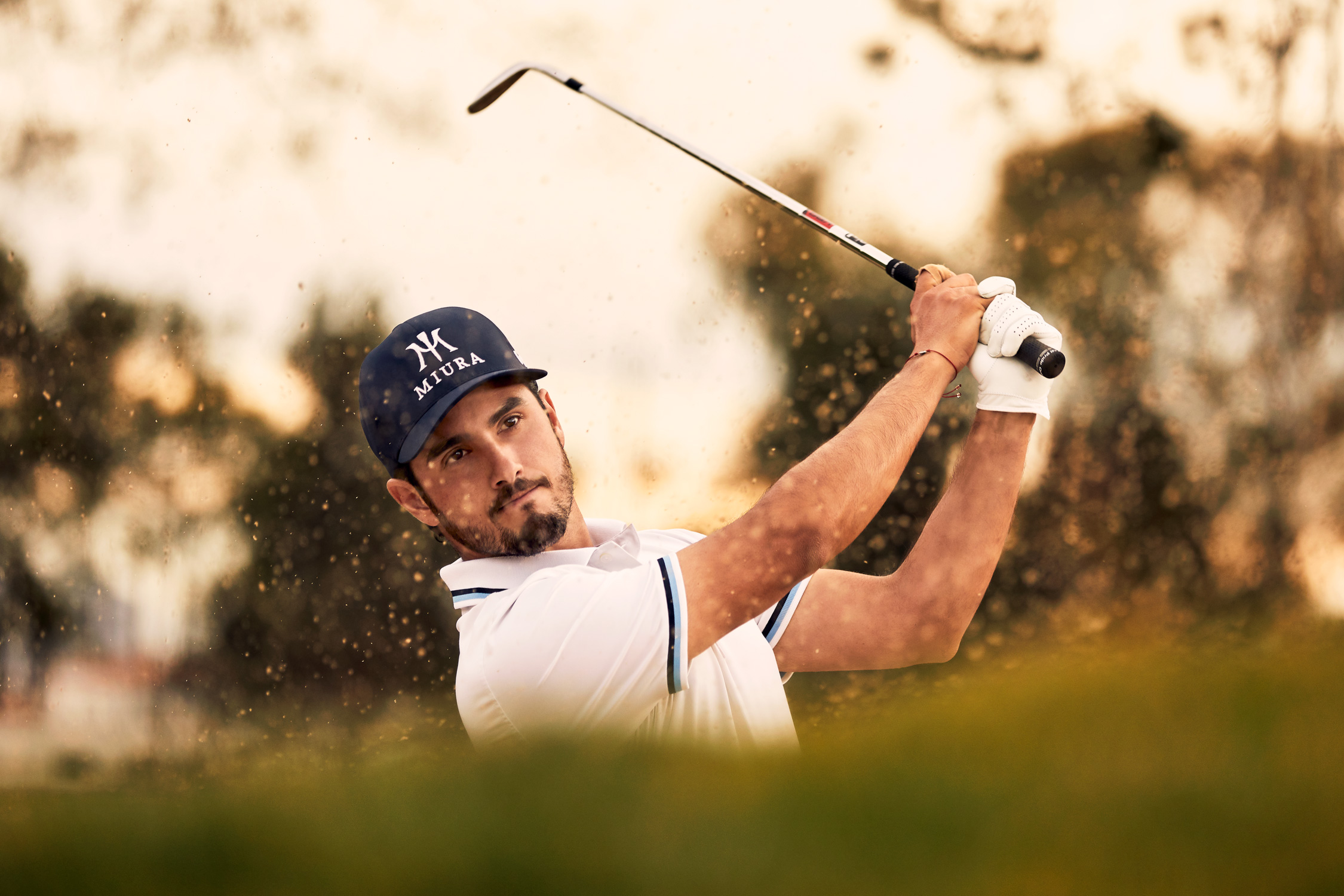 Abraham Ancer  - Stephen Denton Photography - Phoenix AZ Commercial Photographer