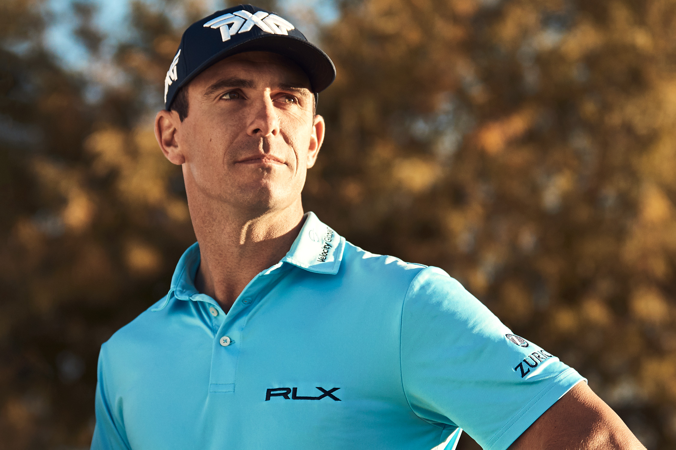 Billy Horschel  - Stephen Denton Photography -  Los Angeles, California based  Commercial Photographer