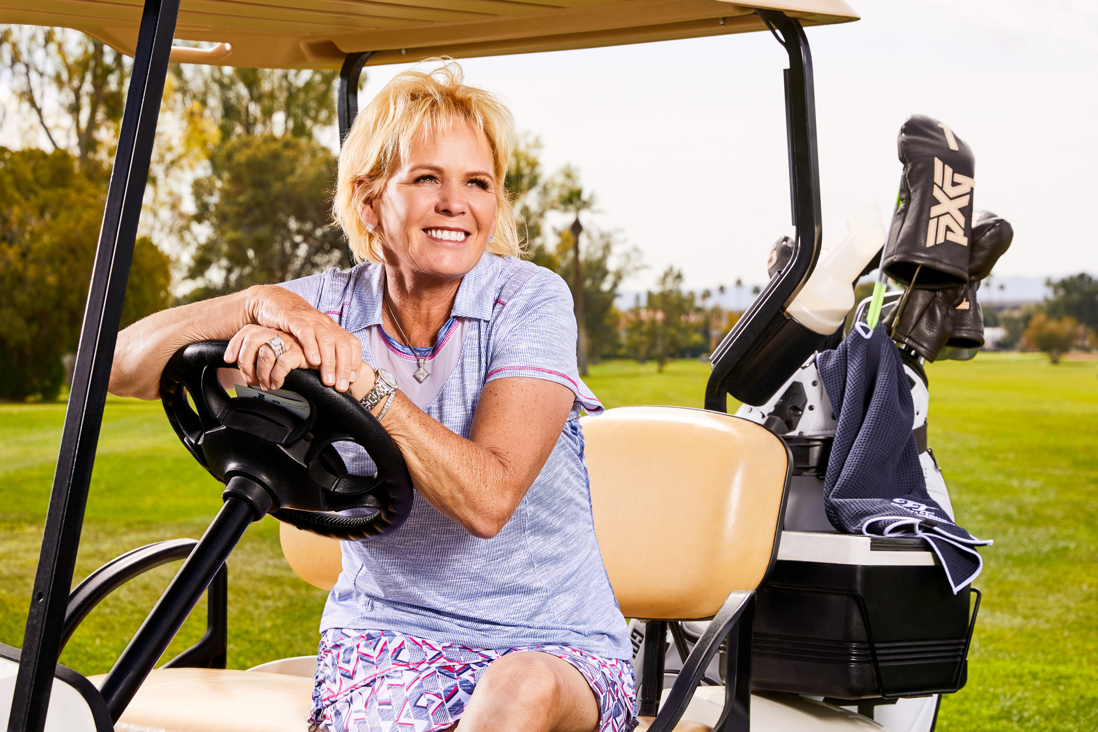 Tina Tombs - Golf Magazine  - Stephen Denton Photography - Los Angeles, CA / Phoenix, AZ Commercial Photographer