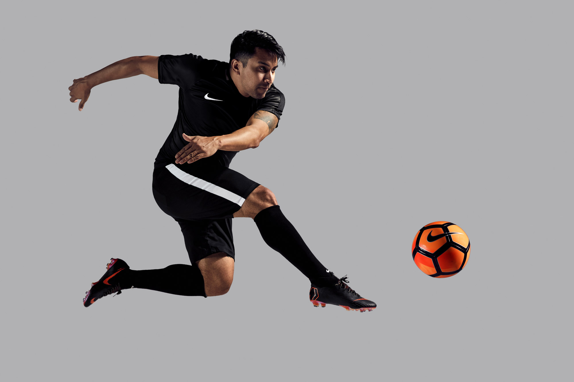 Nike Soccer  - Stephen Denton Photography - Phoenix AZ Commercial Photographer