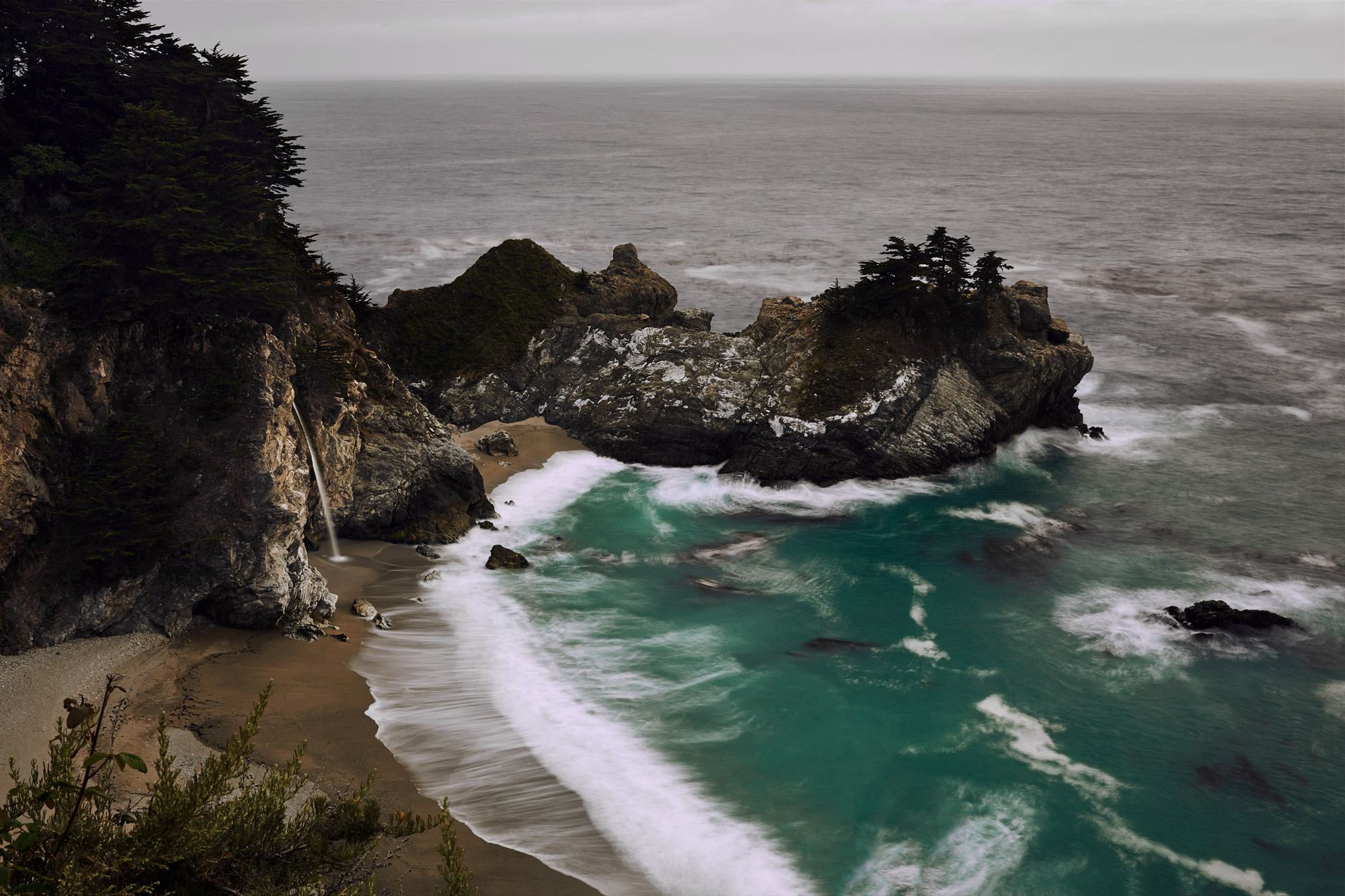 McWay Falls - Big Sur, California - Stephen Denton Photography - Phoenix AZ Commercial Photographer