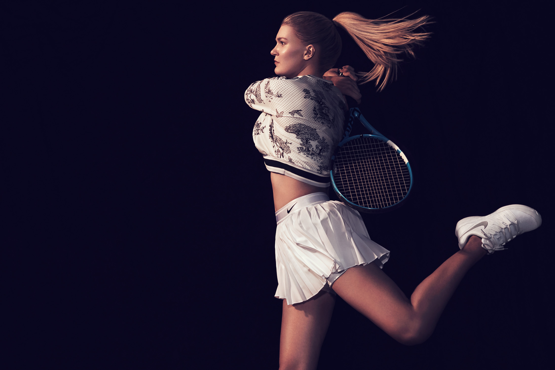 Nike Tennis - Stephen Denton Photography -  Los Angeles, California based  Commercial Photographer