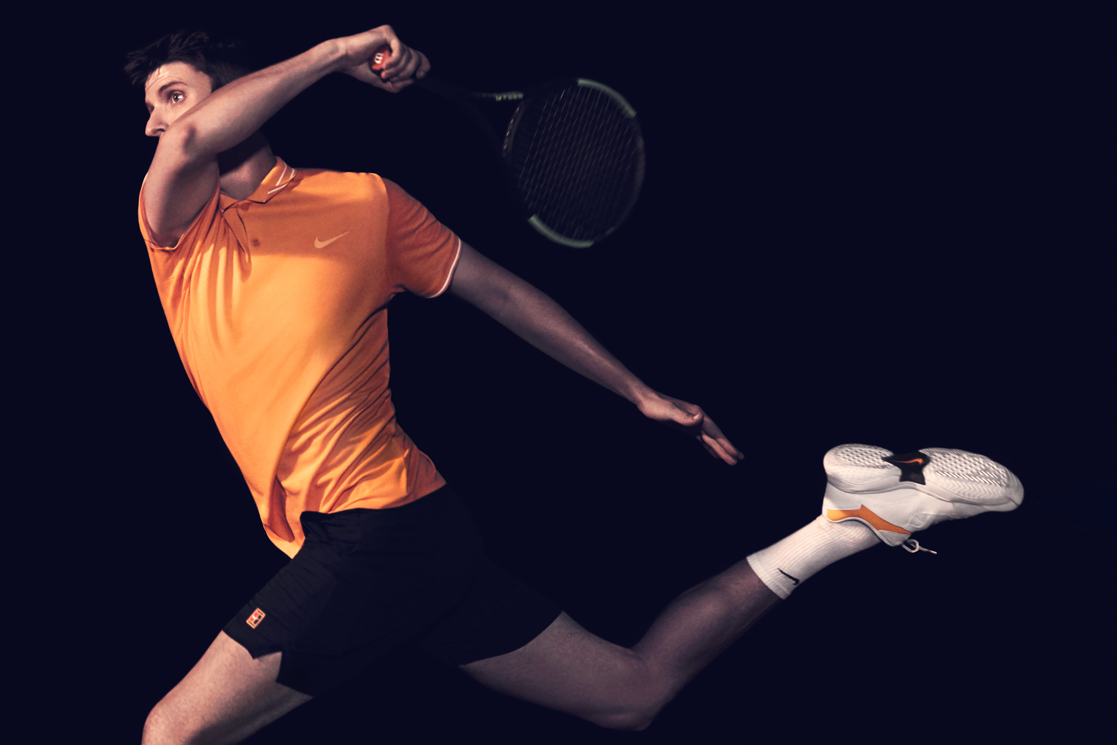 Nike Tennis  - Stephen Denton Photography - Phoenix AZ Commercial Photographer