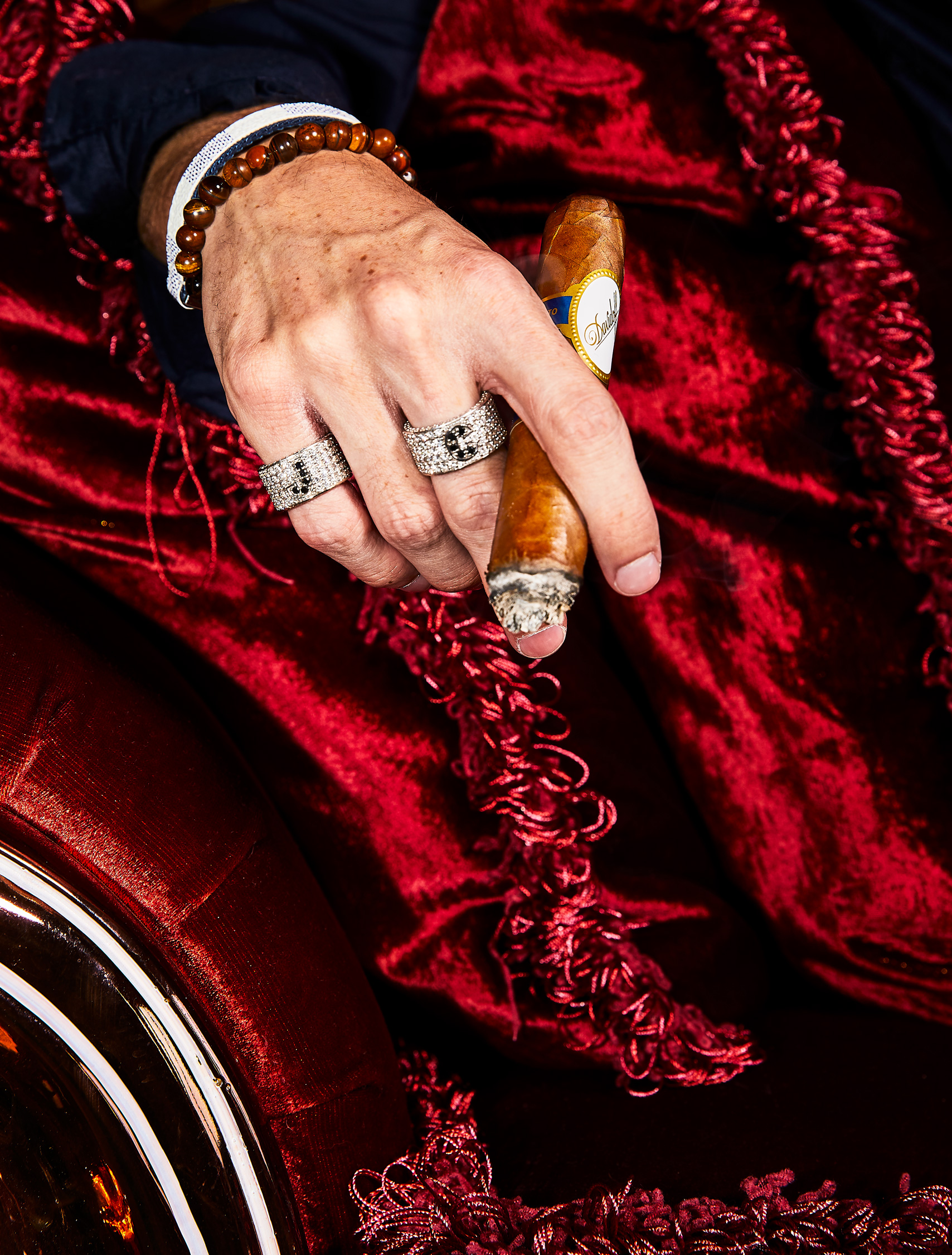 Cigar Aficionado - The Crypto Crew - Stephen Denton Photography - Los Angeles, CA / Phoenix, AZ Commercial Photographer
