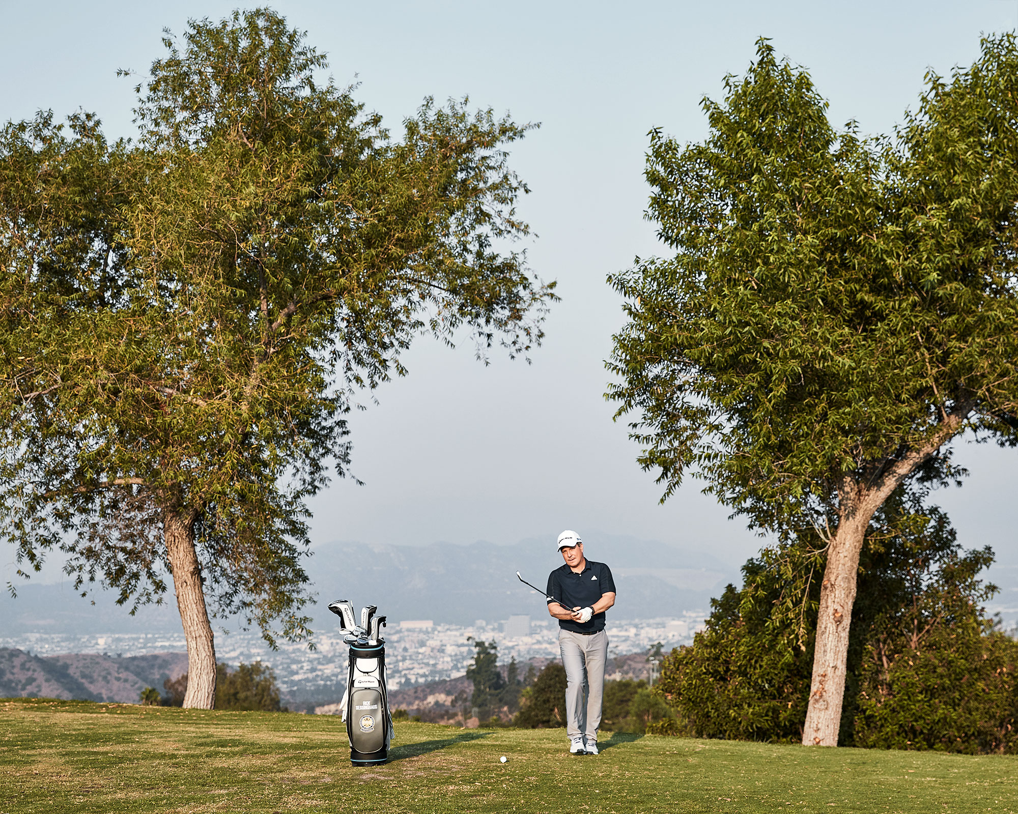 Rick Sessinghaus - Golf Magazine  - Stephen Denton Photography -  Los Angeles, CA Commercial Photographer