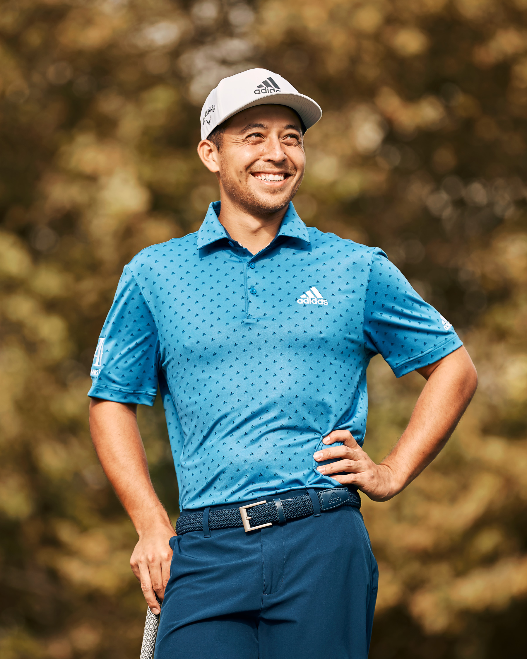 Xander Schauffele - Golf Magazine  - Stephen Denton Photography -  Los Angeles, CA / Phoenix, AZ Commercial Photographer