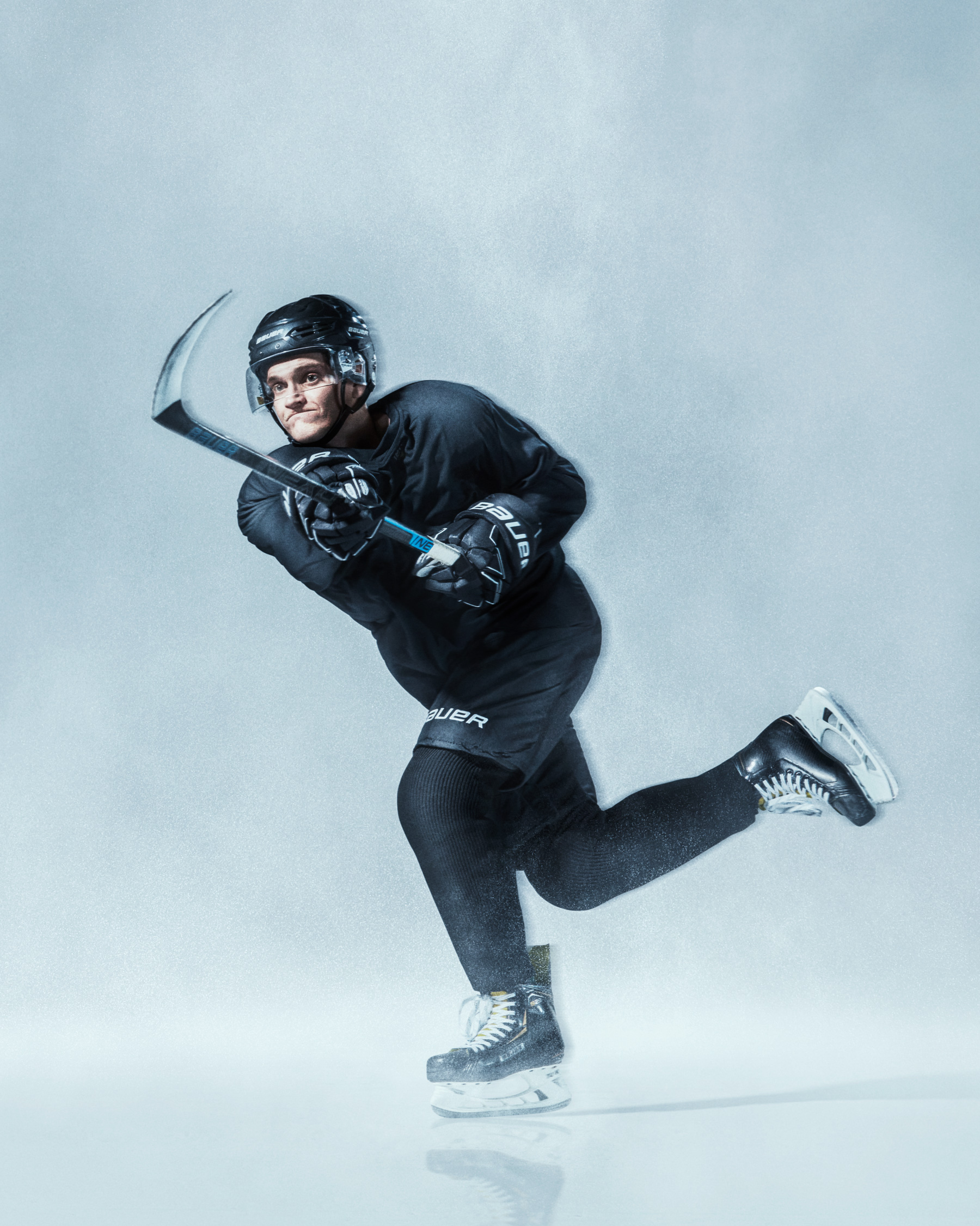 Bauer Hockey  - Stephen Denton Photography -  Los Angeles, California based  Commercial Photographer