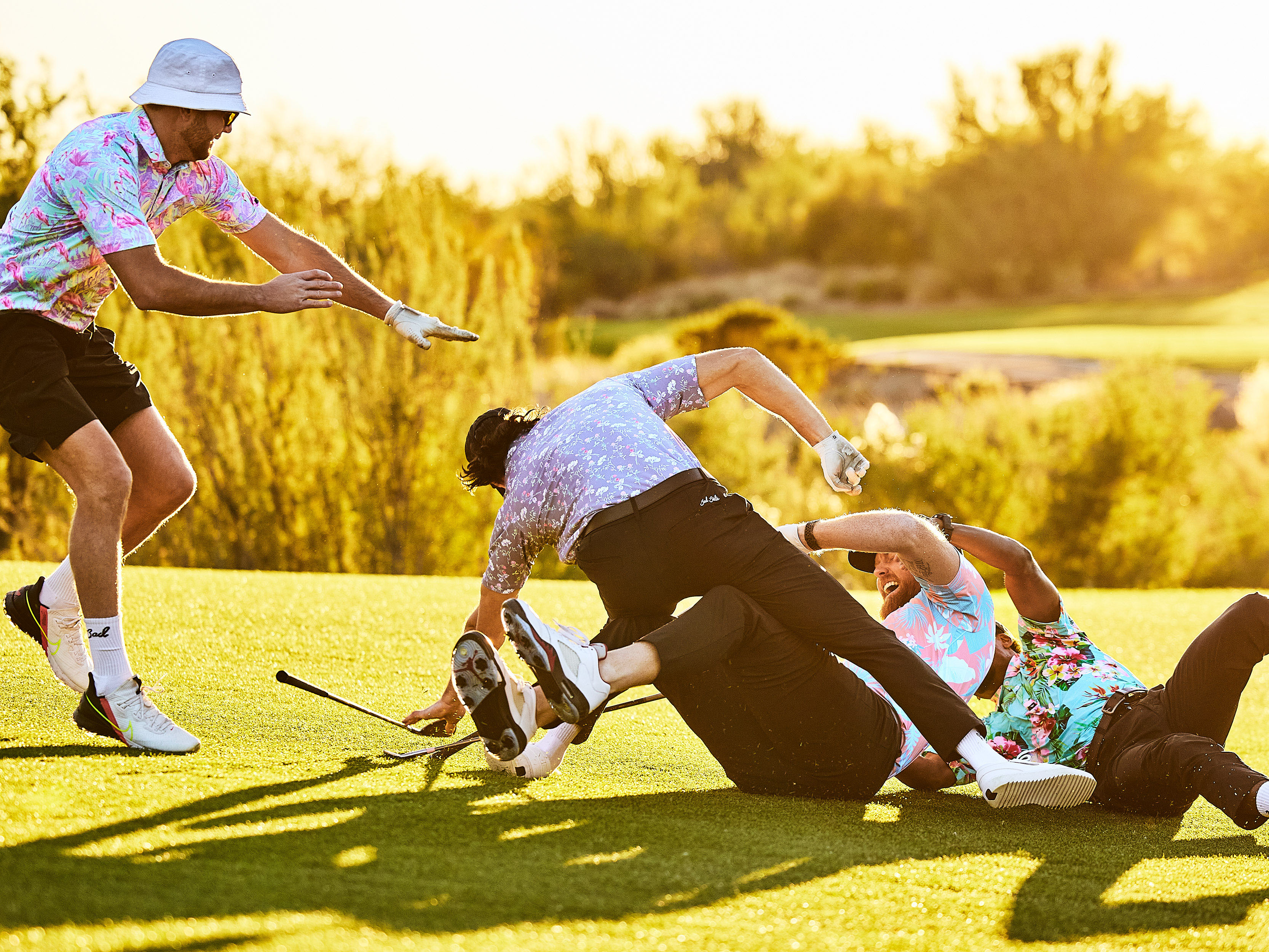 Bad Birdie Golf - Stephen Denton Photography - Los Angeles, CA Commercial Photographer