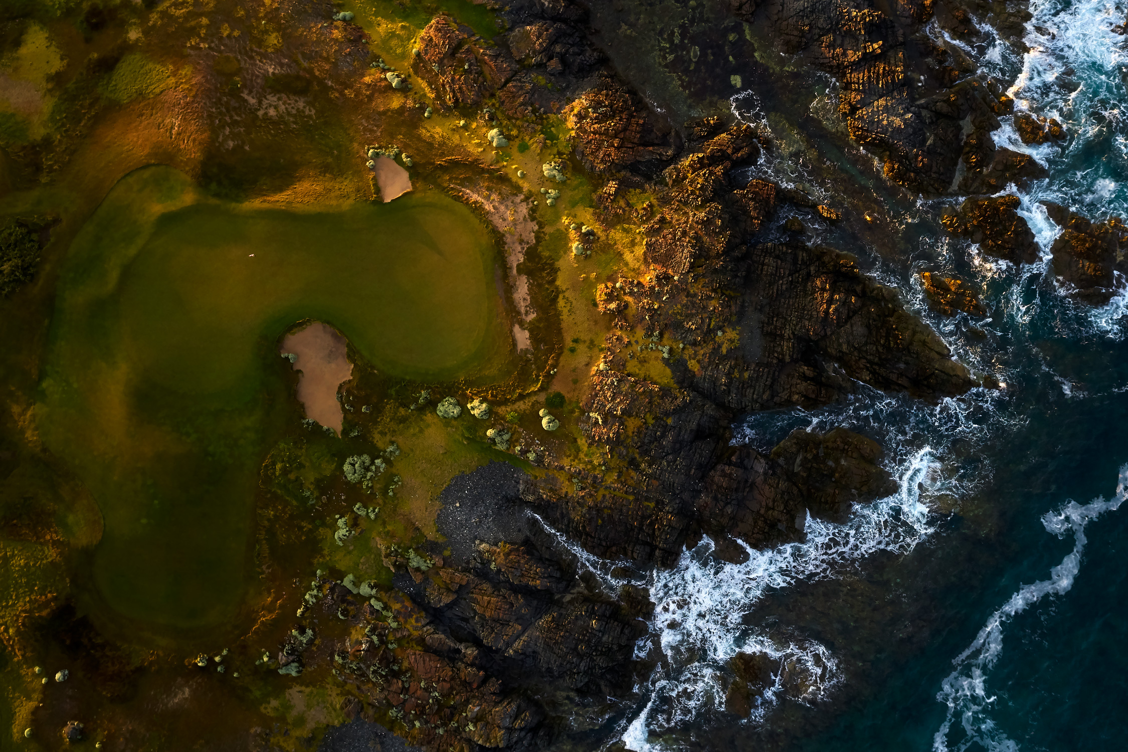 One Trip To Rule Them All - King Island, AUS - The Golfer