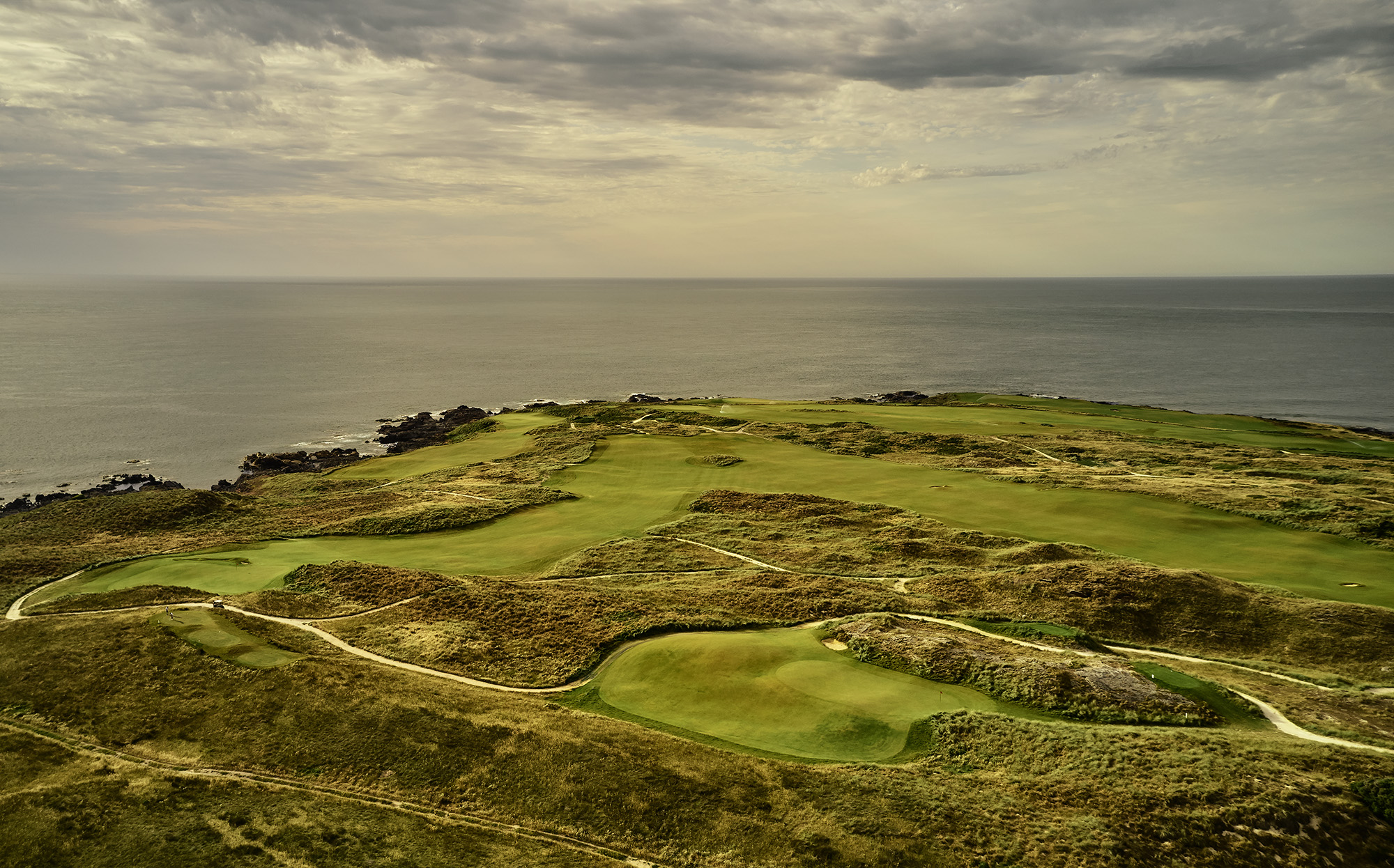 Cape Wickham Golf Course - King Island, Australia - Stephen Denton Photography -  Los Angeles, California based  Commercial Photographer