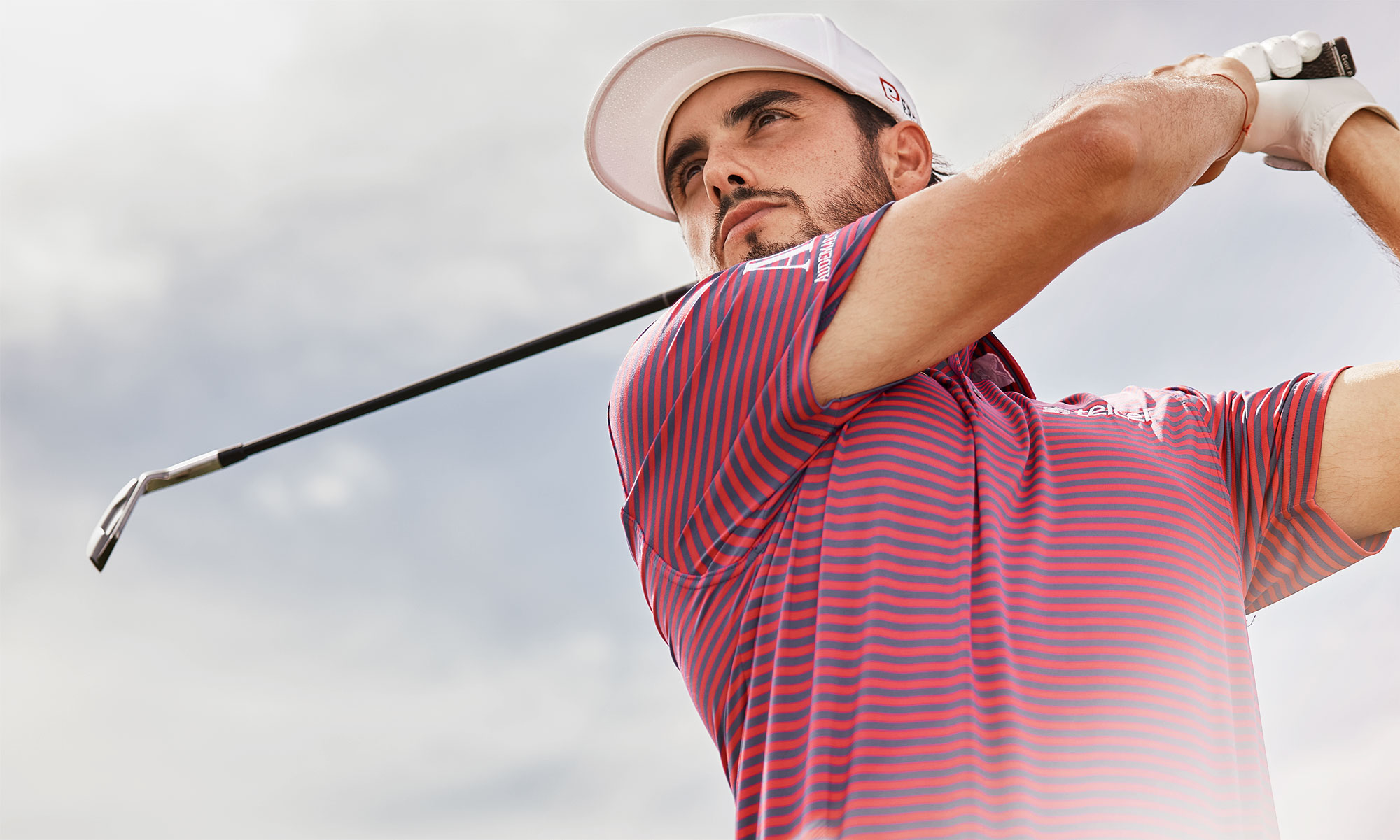 Abraham Ancer - Miura Golf  - Stephen Denton Photography -  Los Angeles, CA Commercial Photographer