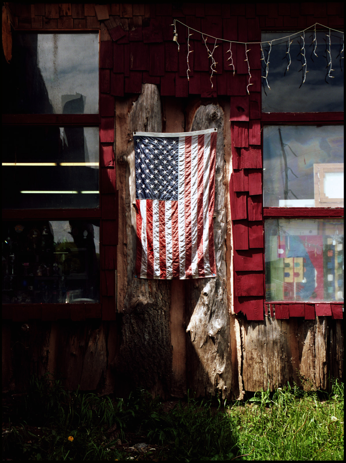 American Flag - Ruidoso, New Mexico - Stephen Denton Photography - Phoenix AZ Commercial Photographer
