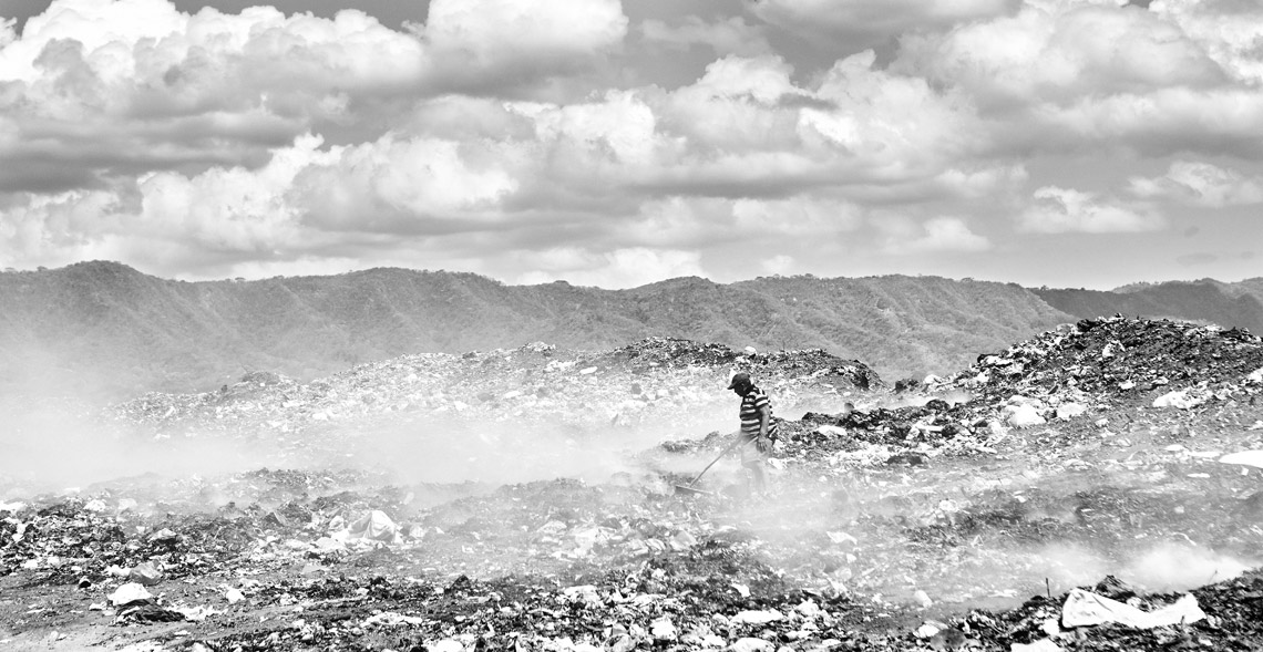 The Landfills of Central America - Stephen Denton Photography - Phoenix AZ Commercial Photographer
