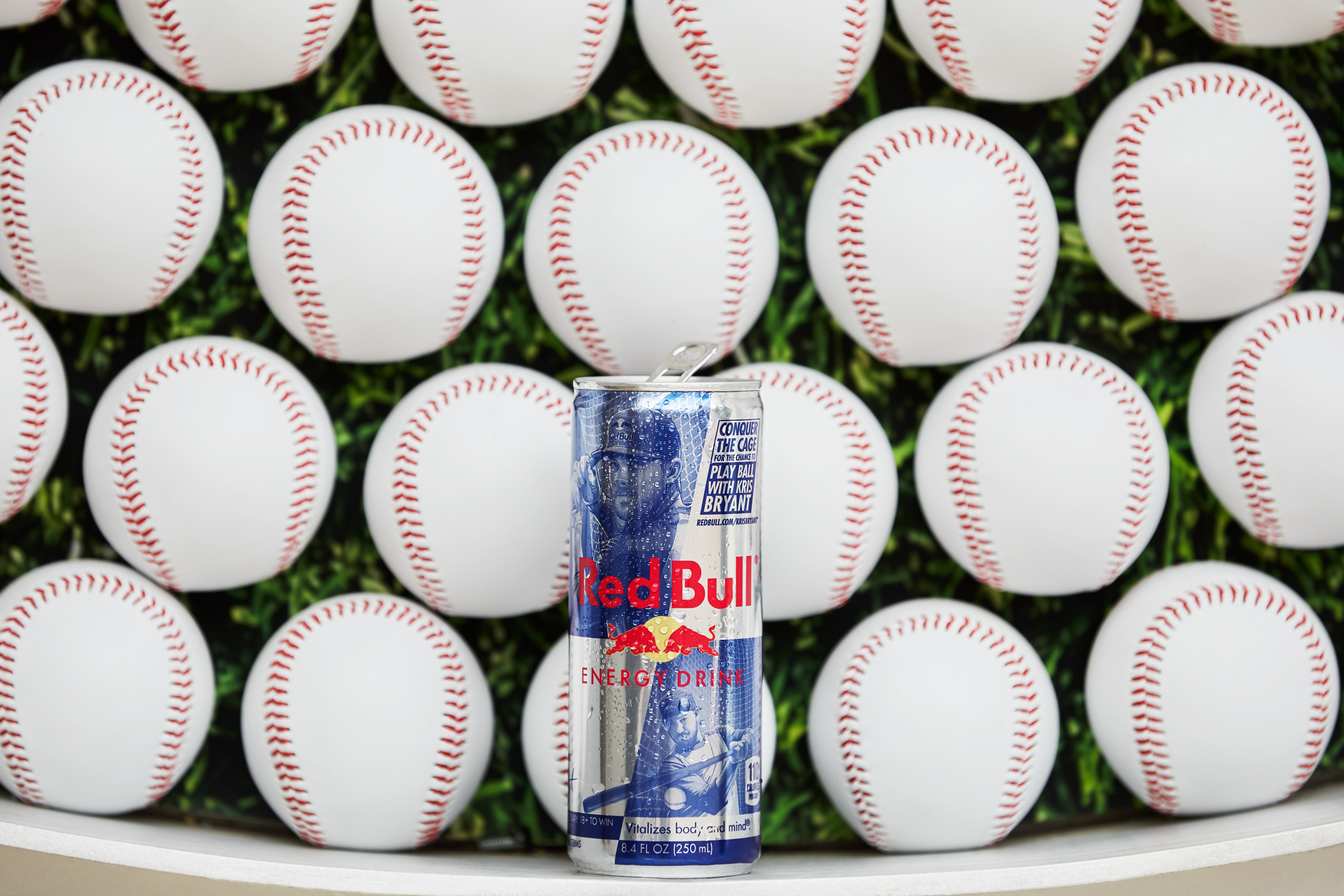 Red Bull - Kris Bryant - Stephen Denton Photography -  Los Angeles, California based  Commercial Photographer