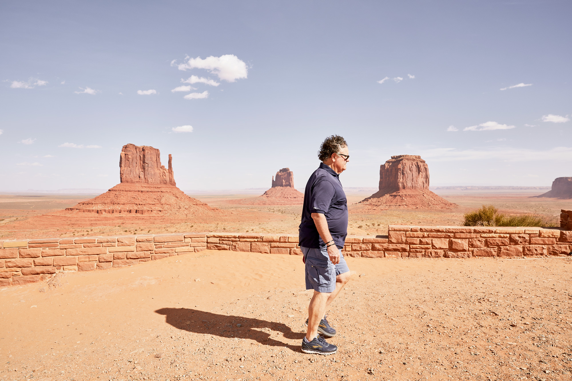 Dad Hits The Road - Monument Valley, UT - Stephen Denton Photography - Phoenix AZ Commercial Photographer