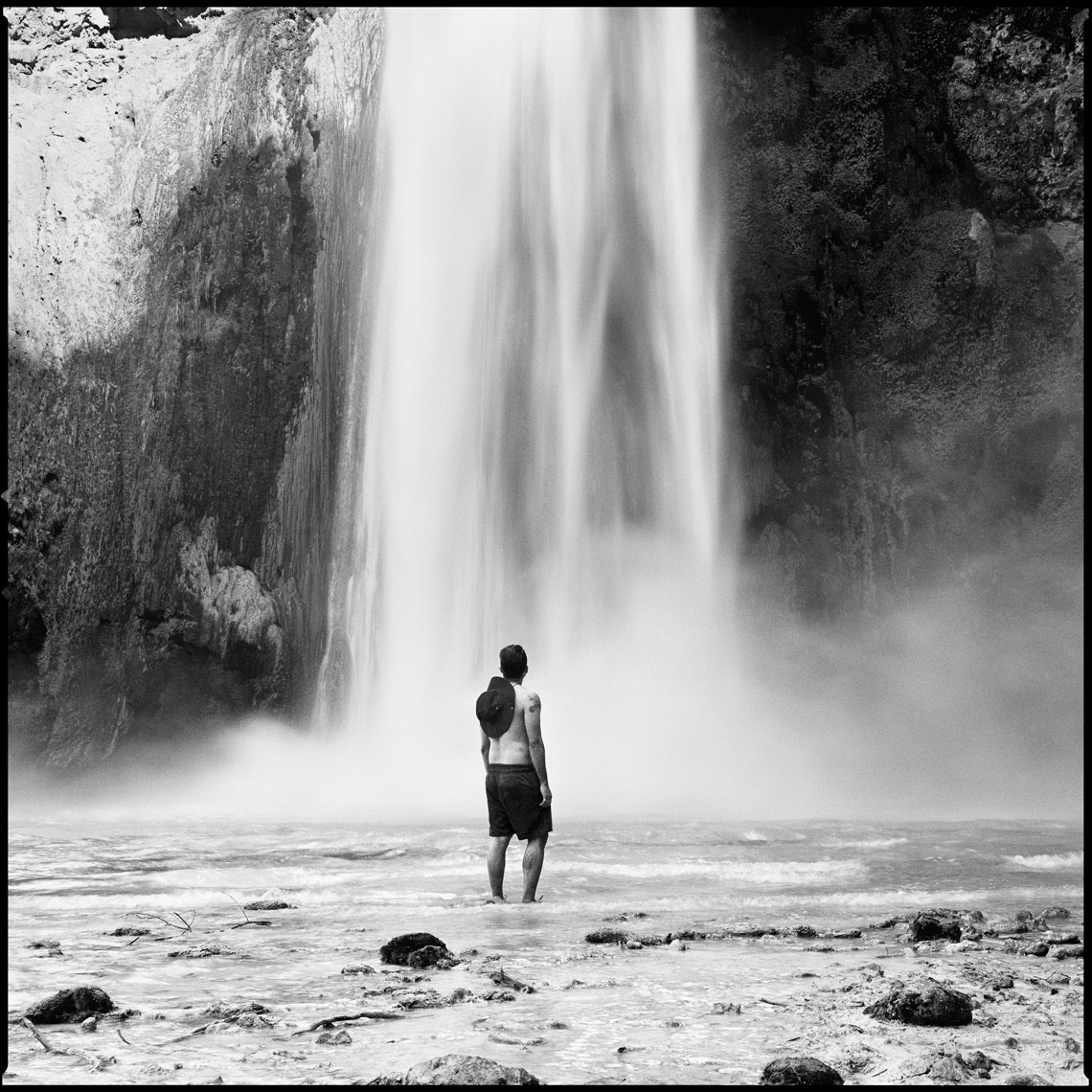 Mooney Falls - Supai, Arizona - Stephen Denton Photography - Phoenix AZ Commercial Photographer