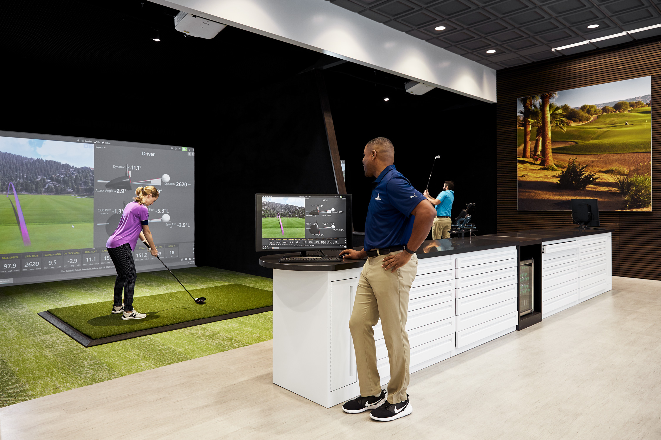 PGA Tour Superstore -Stephen Denton Photography -  Los Angeles, California based  Commercial Photographer
