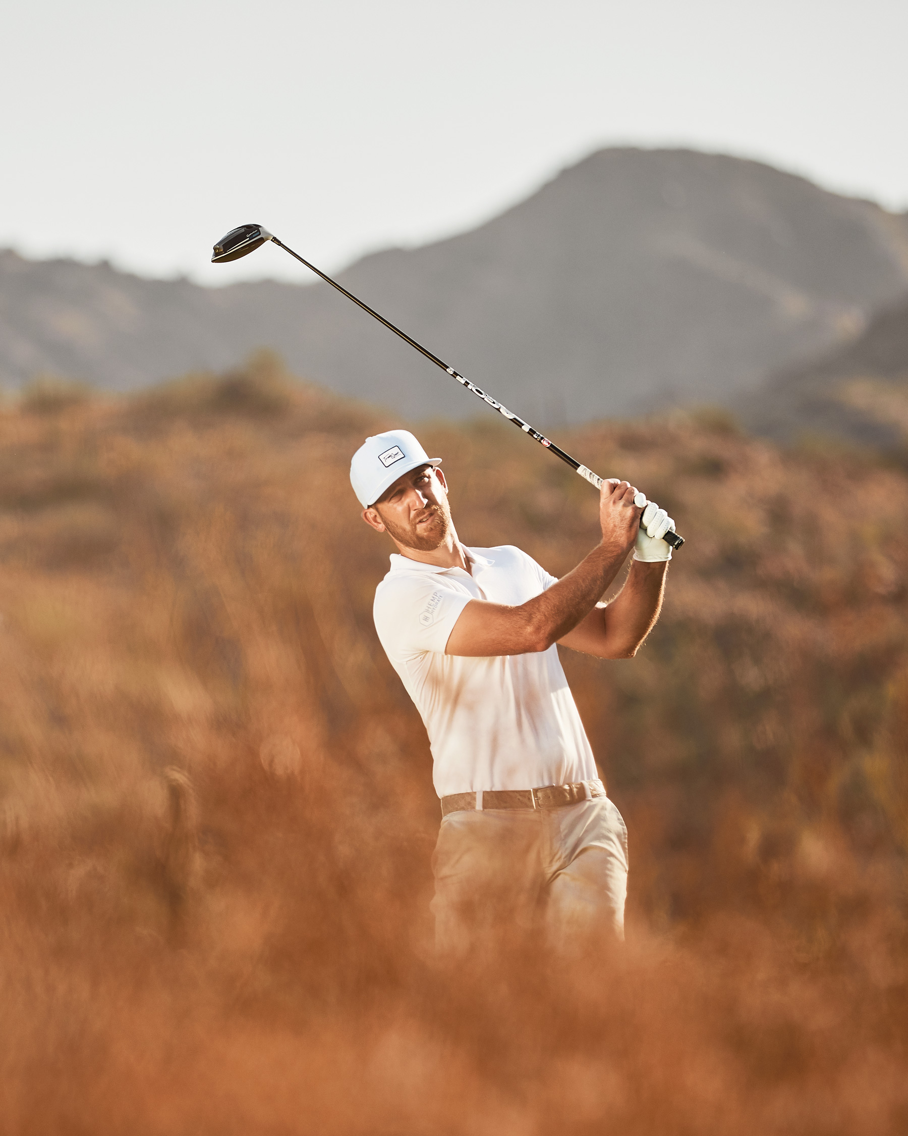 Kevin Chappell - True Spec Golf - The Golfer